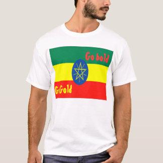 Camisetas de las Olimpiadas de Etiopía