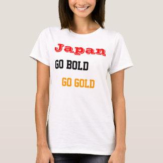 Camisetas de las Olimpiadas de Japón