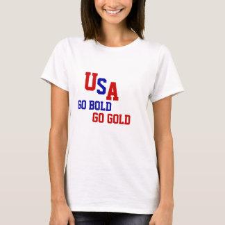Camisetas de las Olimpiadas de los E.E.U.U.