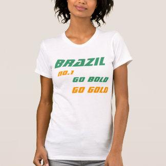 Camisetas de las Olimpiadas del Brasil
