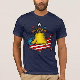 Camisetas de Liberty Bell