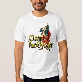 Camisetas de los juegos de la montaña de MacGregor