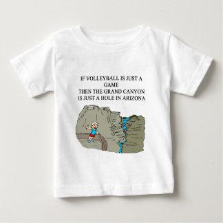 Camisetas de los regalos del jugador de VOLEIBOL