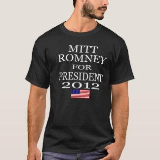 Camisetas de Mitt Romney