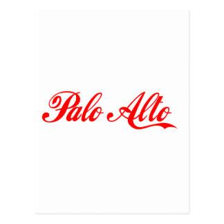 Camisetas de Palo Alto Postal