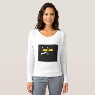 Camisetas de París para las mujeres .....
