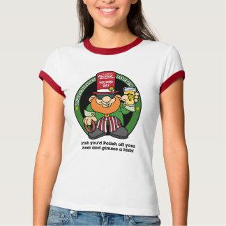 Camisetas de Shannon y de Rick