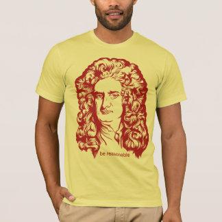 Camisetas de sir Isaac Newton