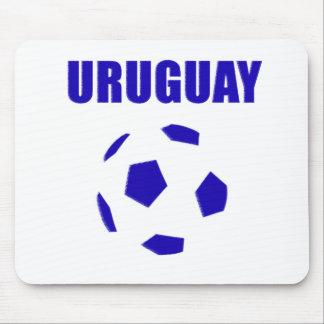 Camisetas de Uruguay futbol/futebol Alfombrilla De Ratón