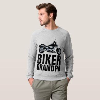 Camisetas del ABUELO del MOTORISTA, motocicleta
