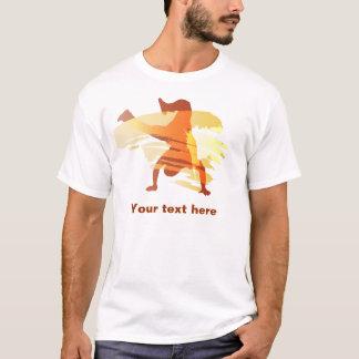 camisetas del bailarín