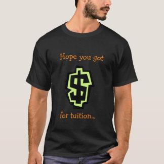 camisetas del baloncesto de la basura que hablan,