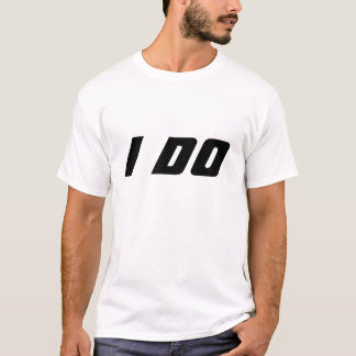 Camisetas del boda