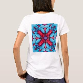 Camisetas del caleidoscopio del caramelo   del