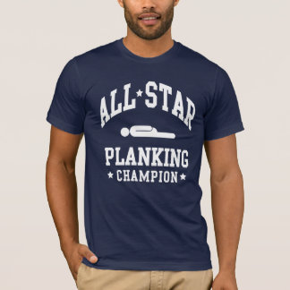 Camisetas del campeón del tablaje de All Star