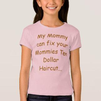 Camisetas del corte de pelo