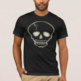 Camisetas del cráneo del esqueleto
