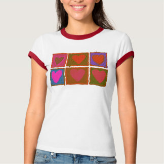Camisetas del día de madre del remiendo del