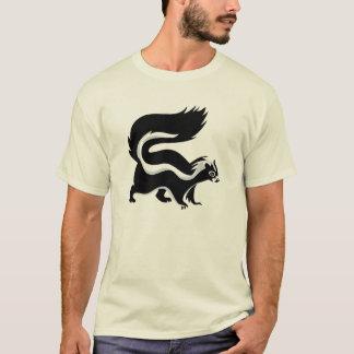 camisetas del diseño de la mofeta