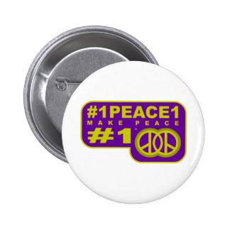 camisetas del fabricante de la paz del gorjeo 1pe pins