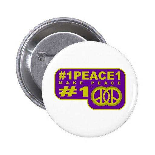 camisetas del fabricante de la paz del gorjeo #1pe pins