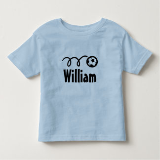 Camisetas del futbol del fútbol para los niños el