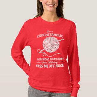 Camisetas del ganchillo para Crochetaholics