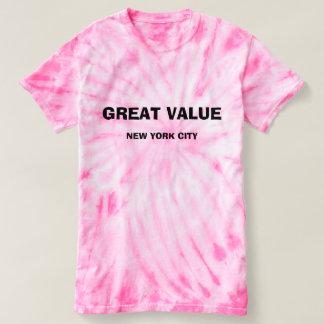 Camisetas del gran valor