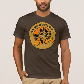 Camisetas del hombre lobo de Halloween