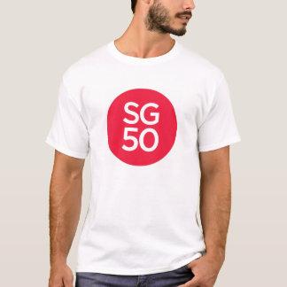 Camisetas del hombre SG50