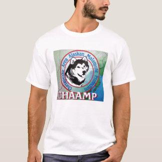 Camisetas del logotipo de Chaamp