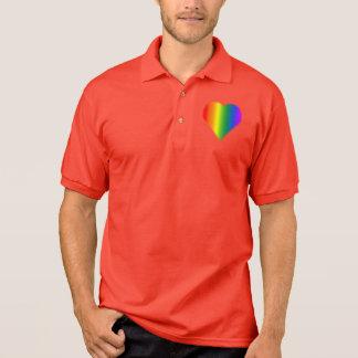 Camisetas del mismo sexo del amor de los hombres