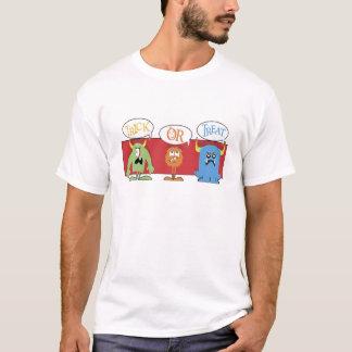 Camisetas del monstruo de los niños