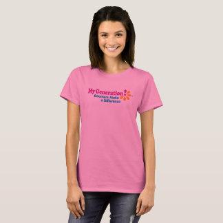 Camisetas del nacido en el baby-boom