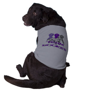Camisetas del perrito del Booker del equipo