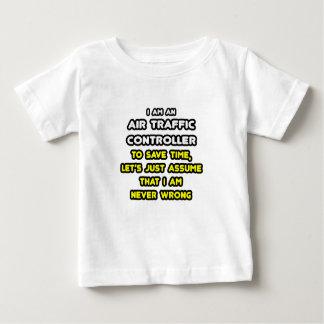 Camisetas divertidas del controlador aéreo