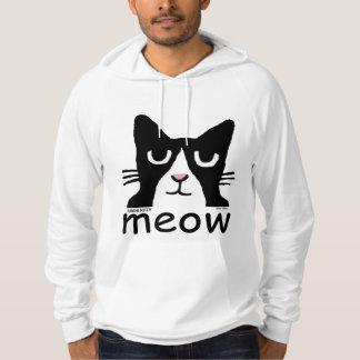 Camisetas divertidas del gato del smoking, gatito