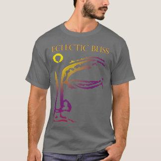 Camisetas eclécticas de la dicha, mangas largas +