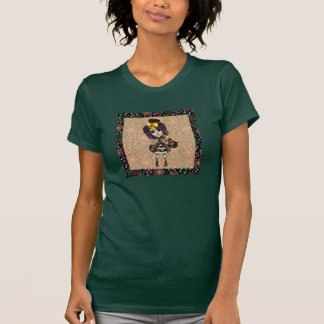 Camisetas femeninas de Kawaii Steampunk Lolita