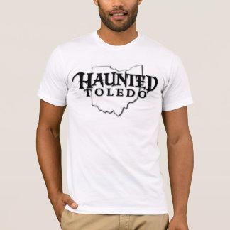 Camisetas frecuentado del blanco de Toledo