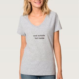 Camisetas frescas para los galones con una cita