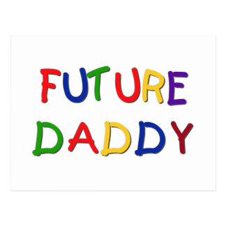 Camisetas futuras y regalos de los colores postal