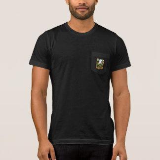 Camisetas gordas de la granja de la cabra
