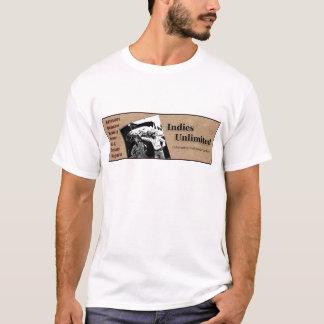 Camisetas ilimitadas de los indies