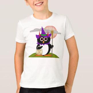 Camisetas malvado de Penguin™ Halloween