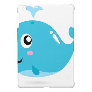 Camisetas maravillosas con el azul de la ballena