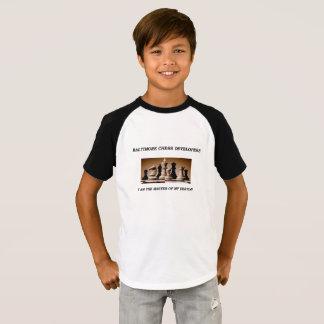 Camisetas menores del club de ajedrez de la