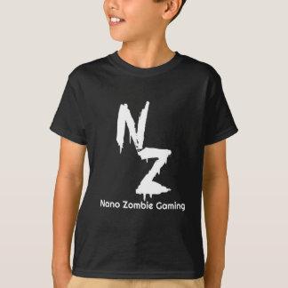 Camisetas nanas del zombi