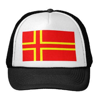 Camisetas normandas de la bandera gorro