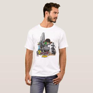 Camisetas oficiales 2 del desorden de la
